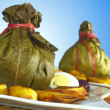 Stock Photo: Traditional PeruviFood Called Juane