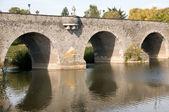 The ancient bridge. — Stock Photo