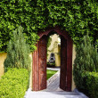 Stock Photo: Secret Garden
