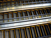 Moving Staircase — Foto Stock