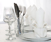 Tableware — Stock Photo