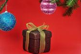 рождественские символы — Стоковое фото