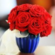 Red roses — Stock Photo #4113320