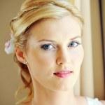 Bride portrait — Stock Photo #4189377