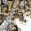 Utensils of stainless — Stockfoto