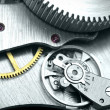 Watch gears close up — Stock Photo #4487369