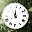 Mechanical clock - Stock Photo