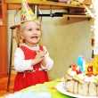 Girl birthday — Stock Photo #4609341