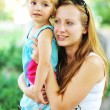 Mother and daughter — Stock Photo #4609354