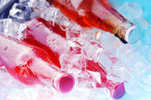 вottles drink — Stock Photo