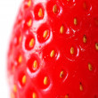 Strawberry close up — Stock Photo