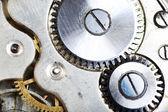 Watch gears — Stock Photo