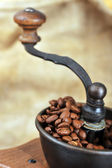 手動コーヒー グラインダー — ストック写真