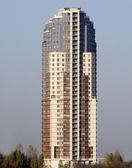 スタンドアロンの高層ビル — ストック写真