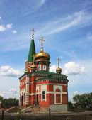 Church of sv. Pantelemon. — Stock Photo