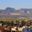 Northern Nicosia panorama — ストック写真