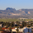 Northern Nicosia panorama — Foto Stock