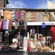 Stock Photo: Eastern bazaar
