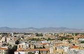 Northern Nicosia panorama — Stock Photo