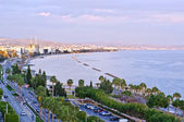 Limassol cityscape — Stock Photo