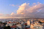 Roofs of Limassol — Stock Photo