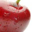 Cherry close-up — Stock Photo