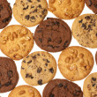 Assorted cookies — Stock Photo #3994060