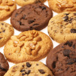 Assorted cookies — Stock Photo #4041225