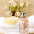 SPA accessories - Stock Photo