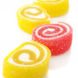 Постер, плакат: Red and yellow candy