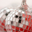 Christnas decorations close-up - Stock Photo