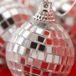 christnas decorations close-up — Stock Photo