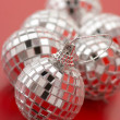 Stock Photo: Christnas decorations