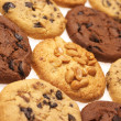 Assorted cookies — Stock Photo #4422031