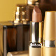 Cosmetics on gold - Foto de Stock
