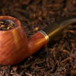 Pipe and tobacco — Stock Photo #4911488