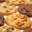 Stock Photo: Assorted cookies