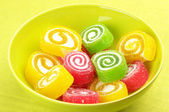 Colorful candy — Stockfoto