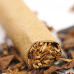 Постер, плакат: Cigar and tobacco