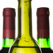 Wine bottles — Stockfoto #5203797