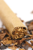 Cigarr och tobak — Stockfoto