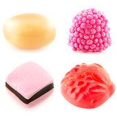 Candy set — Stock Photo