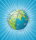 Earth — Stock Vector