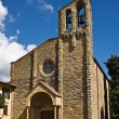 Basilica of San Domenico, Arezzo, Tuscany, Italy — Stock Photo