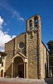 Basilica of San Domenico, Arezzo, Tuscany, Italy — Stock Photo
