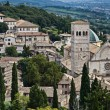 Royalty-Free Stock Photo: Panoramic view of Assisi, Italy