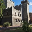 Castello di Brolio, Tuscany, Italy - Stock Photo