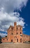Castello di Brolio, Tuscany, Italy — Stock Photo