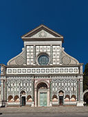 Basilica of Santa Maria Novella, Florence, Tuscany, Italy — Stock Photo