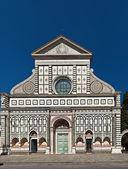 Bazylika santa maria novella, florencja, toskania, włochy — Zdjęcie stockowe
